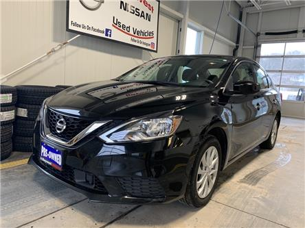 2019 Nissan Sentra 1.8 SV (Stk: P0863) in Owen Sound - Image 1 of 13