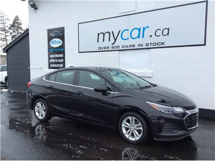 2019 Chevrolet Cruze LT (Stk: 210002) in Kingston - Image 1 of 21