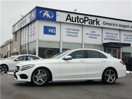2017 Mercedes-Benz C-Class Base (Stk: 17-07636) in Brampton - Image 1 of 21