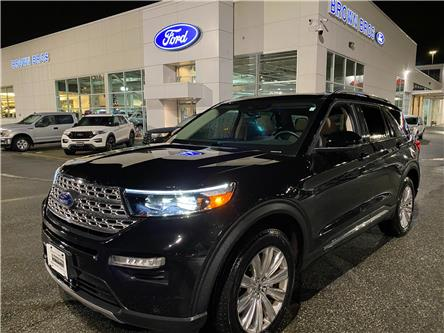 2020 Ford Explorer Limited (Stk: OP2101) in Vancouver - Image 1 of 26