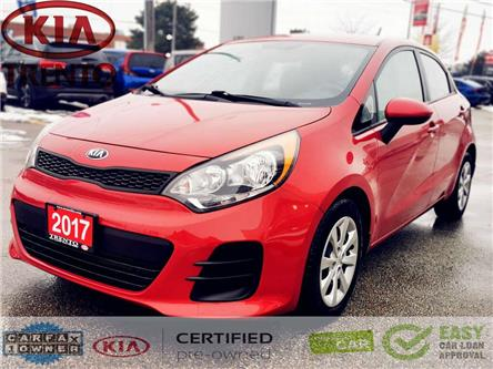 2017 Kia Rio5  (Stk: K0560) in North York - Image 1 of 27
