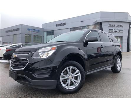 2017 Chevrolet Equinox LS (Stk: U300282) in Mississauga - Image 1 of 21