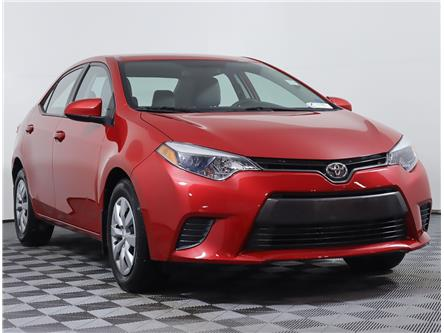 2016 Toyota Corolla LE (Stk: 201745A) in Fredericton - Image 1 of 22