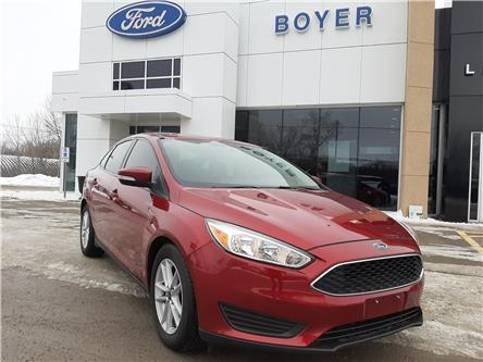 2017 Ford Focus SE (Stk: R2057A) in Bobcaygeon - Image 1 of 20