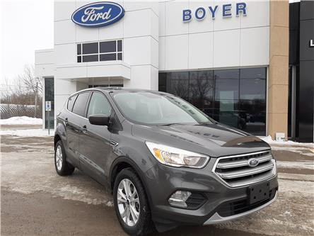 2017 Ford Escape SE (Stk: ES2128A) in Bobcaygeon - Image 1 of 21