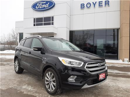 2017 Ford Escape Titanium (Stk: P0556A) in Bobcaygeon - Image 1 of 24