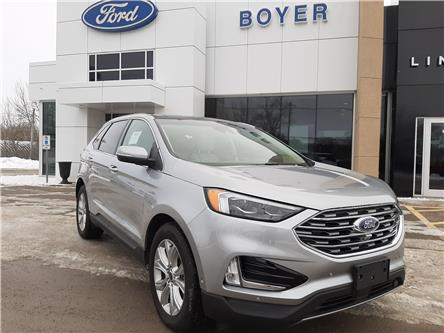 2020 Ford Edge Titanium (Stk: P0592) in Bobcaygeon - Image 1 of 27