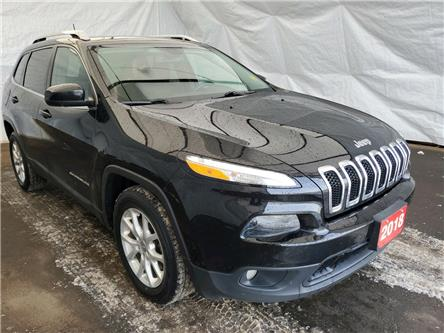 2018 Jeep Cherokee North (Stk: 2013511) in Thunder Bay - Image 1 of 16