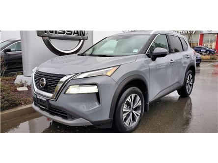 2021 Nissan Rogue SV (Stk: R2106) in Courtenay - Image 1 of 8