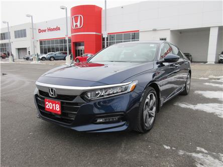 2018 Honda Accord EX-L (Stk: 29292L) in Ottawa - Image 1 of 17