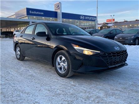 2021 Hyundai Elantra ESSENTIAL (Stk: 50143) in Saskatoon - Image 1 of 8