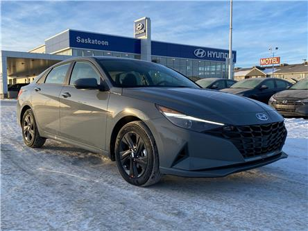 2021 Hyundai Elantra Preferred (Stk: 50146) in Saskatoon - Image 1 of 9