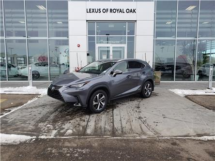 2020 Lexus NX 300h Base (Stk: L20397) in Calgary - Image 1 of 13