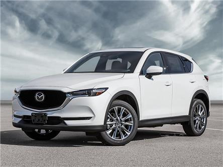 2019 Mazda CX-5 Signature w/Diesel (Stk: 29055) in East York - Image 1 of 22