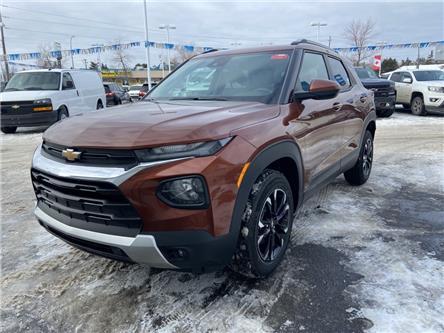 2021 Chevrolet TrailBlazer LT (Stk: M175) in Thunder Bay - Image 1 of 19