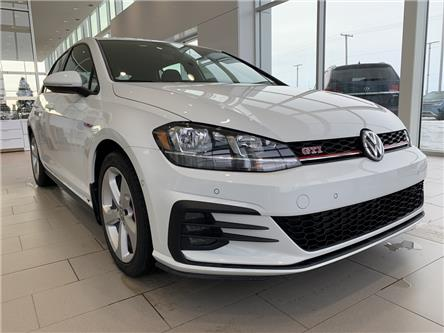 2020 Volkswagen Golf GTI Base (Stk: 70123) in Saskatoon - Image 1 of 14