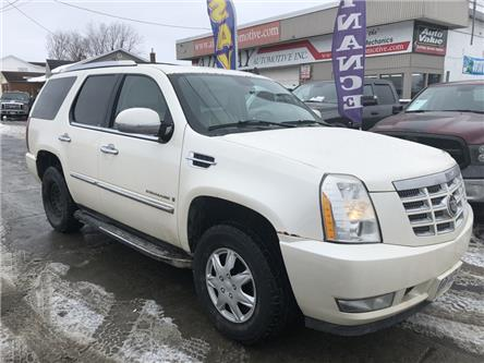 2007 Cadillac Escalade  (Stk: ) in Garson - Image 1 of 15
