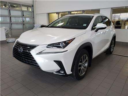 2020 Lexus NX 300h Base (Stk: L20391) in Calgary - Image 1 of 12