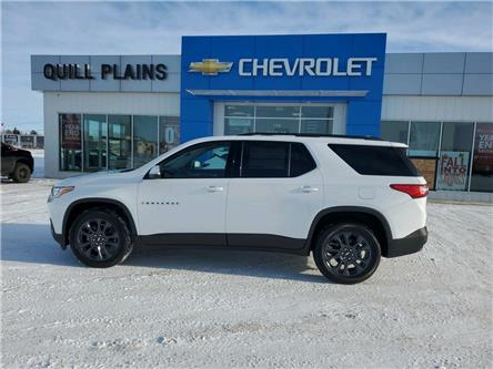 2021 Chevrolet Traverse RS (Stk: 21T044) in Wadena - Image 1 of 24