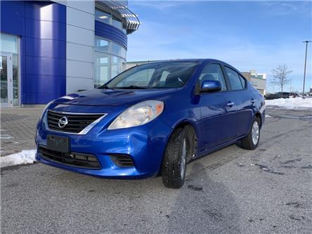 2012 Nissan Versa 1.6 SV (Stk: A0444A) in Ottawa - Image 1 of 10