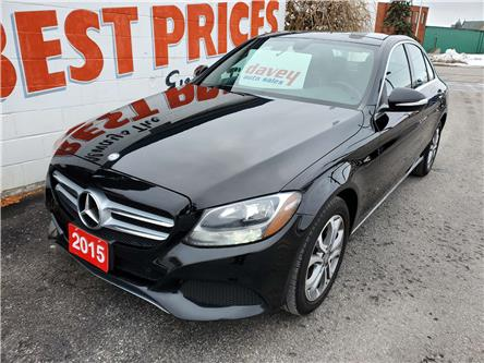 2015 Mercedes-Benz C-Class Base (Stk: 20-660) in Oshawa - Image 1 of 18