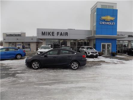 2017 Chevrolet Cruze LT Auto (Stk: 21070A) in Smiths Falls - Image 1 of 11