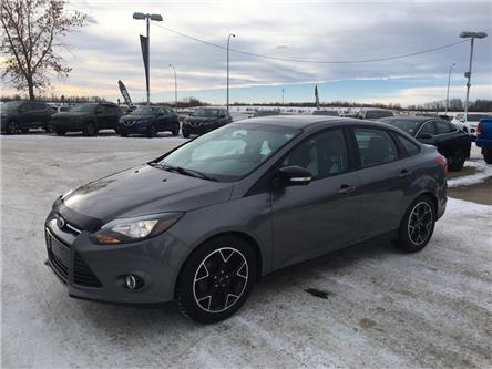 2014 Ford Focus SE (Stk: X19GC2329A) in Devon - Image 1 of 10