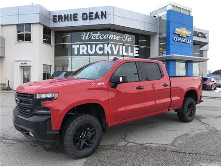 2021 Chevrolet Silverado 1500 LT Trail Boss (Stk: 15633) in Alliston - Image 1 of 19