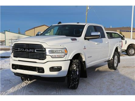 2020 RAM 3500 Laramie (Stk: LT058) in Rocky Mountain House - Image 1 of 30