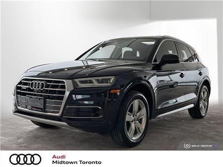 2018 Audi Q5 2.0T Technik (Stk: P8653) in Toronto - Image 1 of 25