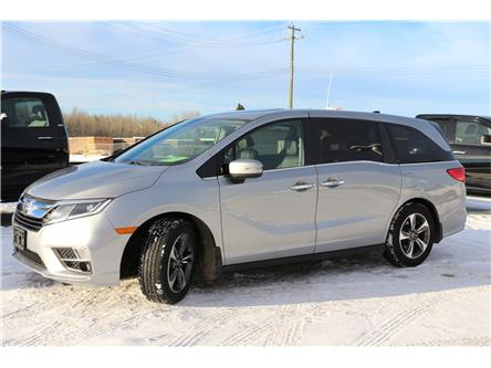 2018 Honda Odyssey EX-L (Stk: LP048) in Rocky Mountain House - Image 1 of 30