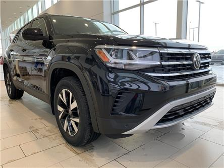 2020 Volkswagen Atlas Cross Sport 3.6 FSI Comfortline (Stk: 70165) in Saskatoon - Image 1 of 21
