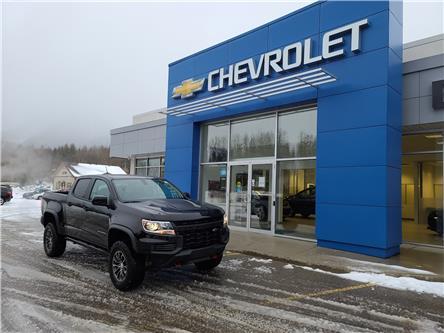 2021 Chevrolet Colorado ZR2 (Stk: M1155848) in Fernie - Image 1 of 11