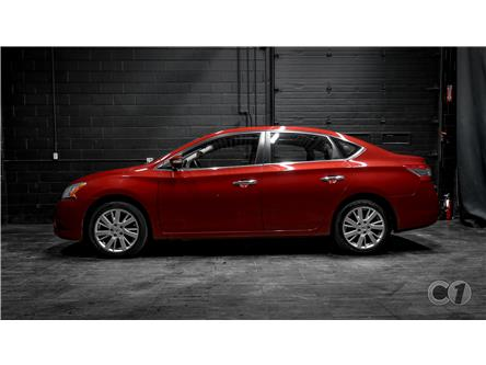 2015 Nissan Sentra 1.8 SL (Stk: CT20-730) in Kingston - Image 1 of 43