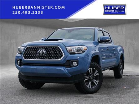 2019 Toyota Tacoma SR5 V6 (Stk: 9640A) in Penticton - Image 1 of 19