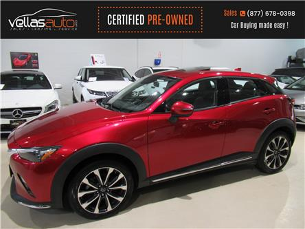 2019 Mazda CX-3 GT (Stk: NP3531) in Vaughan - Image 1 of 29
