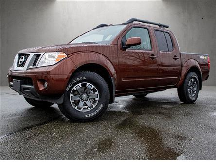 2017 Nissan Frontier PRO-4X (Stk: N20-0118P) in Chilliwack - Image 1 of 17