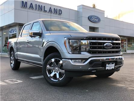 2021 Ford F-150 Lariat (Stk: 21F15502) in Vancouver - Image 1 of 30