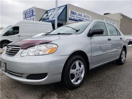 2005 Toyota Corolla CE (Stk: ) in Concord - Image 1 of 21