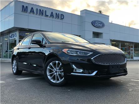 2020 Ford Fusion Energi Titanium (Stk: 20FU2006) in Vancouver - Image 1 of 30