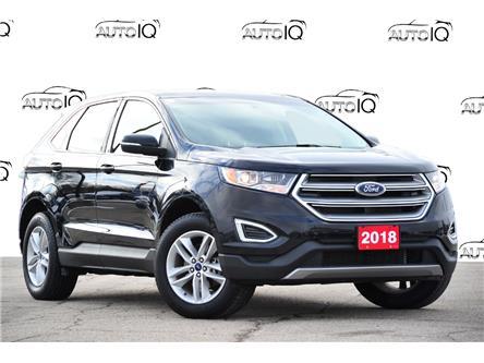 2018 Ford Edge SEL (Stk: 154900) in Kitchener - Image 1 of 22