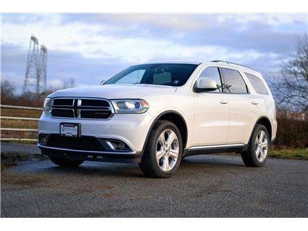 2015 Dodge Durango SXT (Stk: KG031158A) in Vancouver - Image 1 of 20