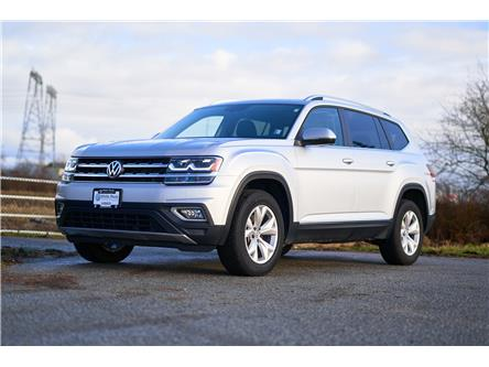2019 Volkswagen Atlas 3.6 FSI Highline (Stk: VW1230) in Vancouver - Image 1 of 21