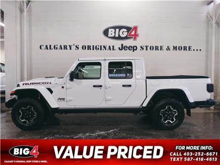 2020 Jeep Gladiator Rubicon (Stk: B14132) in Calgary - Image 1 of 16