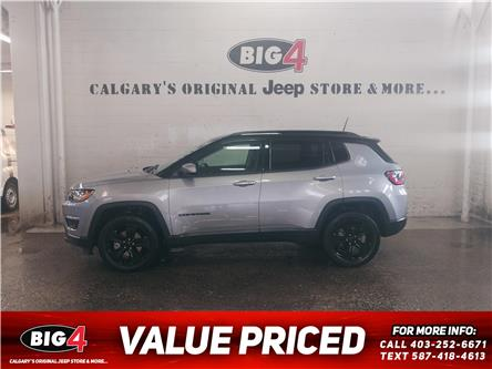 2018 Jeep Compass North (Stk: 21J041A) in Calgary - Image 1 of 14