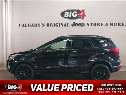 2019 Ford Escape Titanium (Stk: B14312) in Calgary - Image 1 of 15