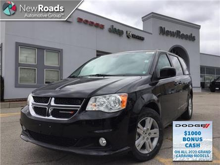 2020 Dodge Grand Caravan Crew (Stk: Y19953) in Newmarket - Image 1 of 22