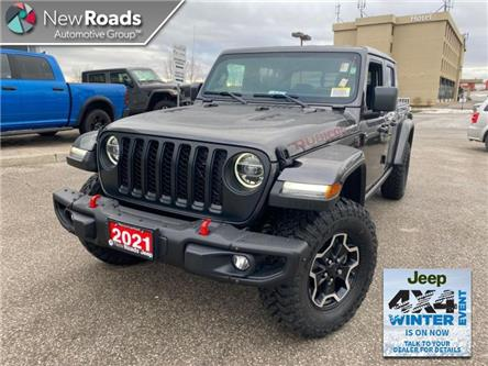 2021 Jeep Gladiator Rubicon (Stk: Z20408) in Newmarket - Image 1 of 22
