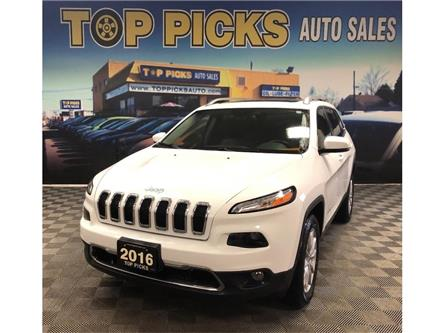 2016 Jeep Cherokee Limited (Stk: 196409) in NORTH BAY - Image 1 of 28