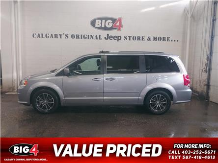 2016 Dodge Grand Caravan SE/SXT (Stk: 20T173A) in Calgary - Image 1 of 15